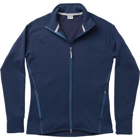 Houdini Power Jacket Dam blue illusion